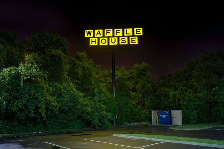 W is for Waffle House